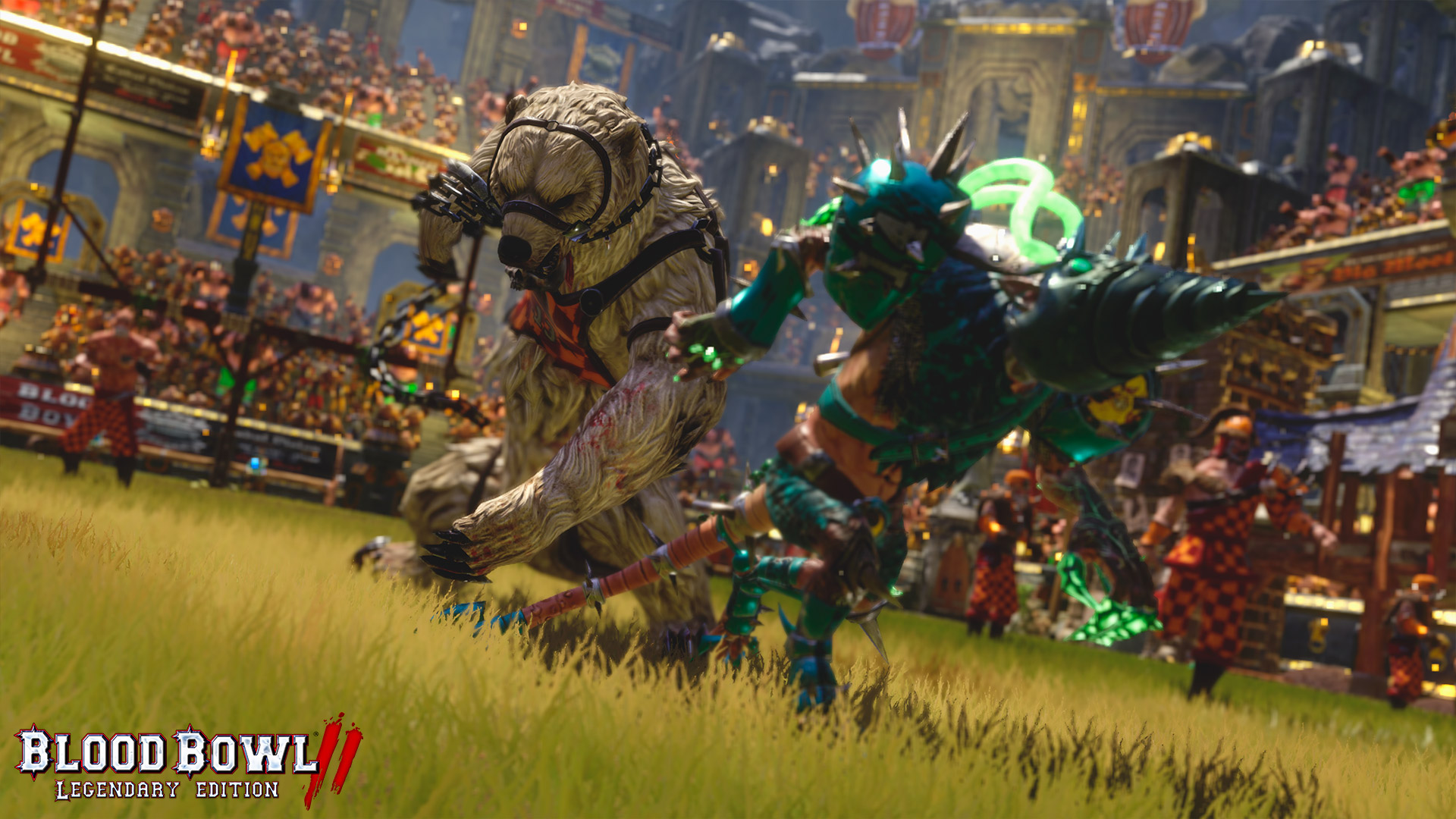Blood Bowl chaos édition Matchmaking