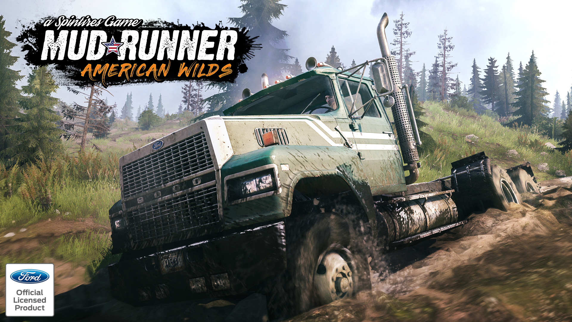 spintires mudrunner american wilds unlock all vehicles
