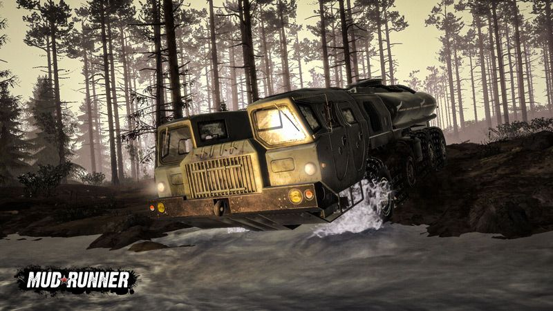 MudRunner iOS Android